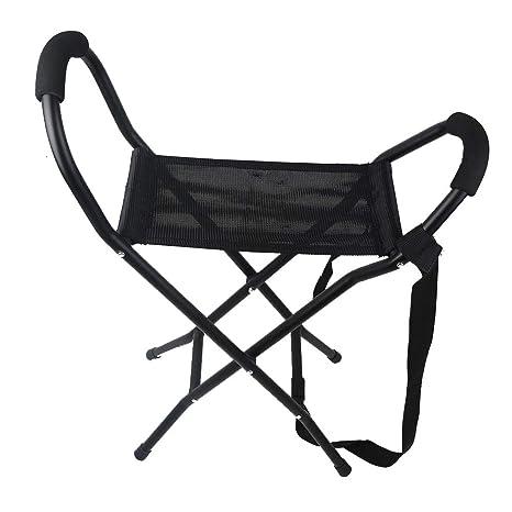 Plegable sillas Wentao Bastón Portátiles Plegables Taburete Con xBoCWrde