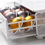 Homiso-Porta-cialde-da-caffe-compatibile-con-Vertuo-40-capsule-colore-Bianco