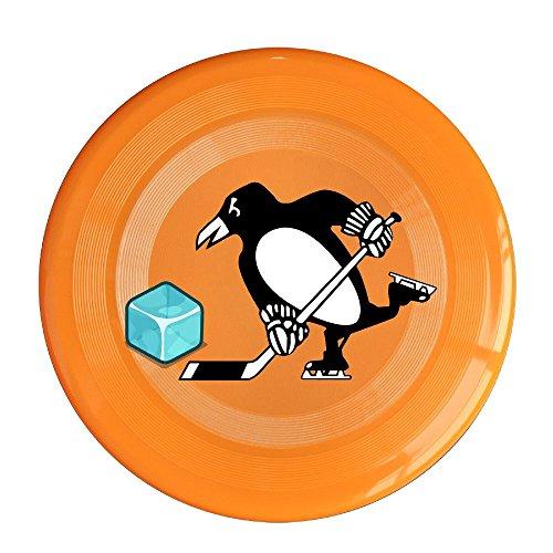 [VOLTE Hockey Orange Flying-discs 150 Grams Outdoor Activities Frisbee Star Concert Dog Pet Toys] (Hockey Stanley Cup Costume)