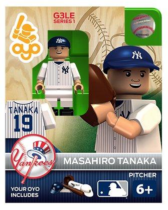 MLB New York Yankees Masahiro Tanaka Generation 3 OYO Figure