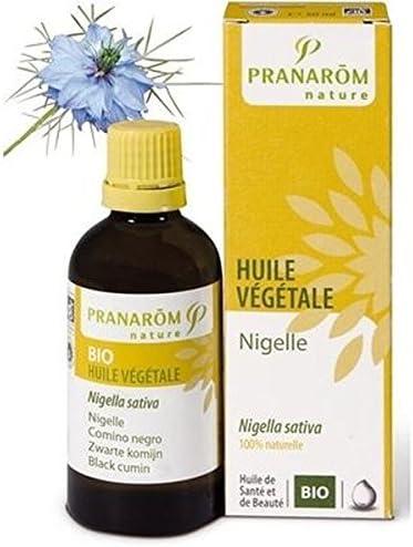 Comino Negro Aceite Vegetal Bio 50 ml de Pranarom