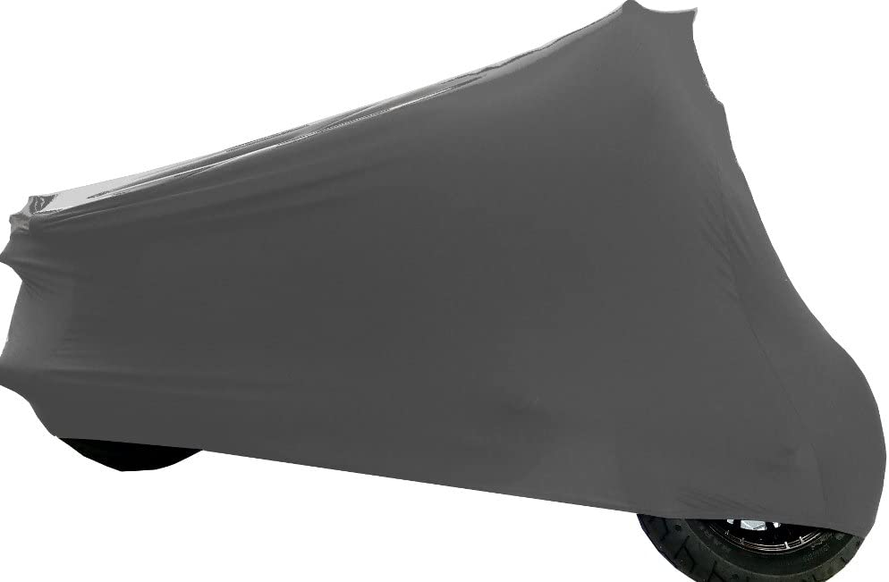 passend f/ür Harley Davidson Softtail Springer Classic in drei Farben Car-e-Cover Motorradplane Motorrad Abdeckung Abdeckplane Perfect Stretch elegant formanpassend Innen