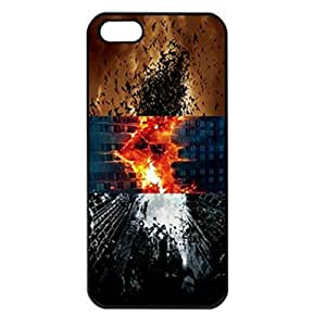 Batman The Dark Knight Rises Falls Begin for iPhone 5 5s protective Durable case