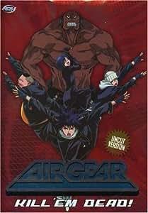 Air Gear, Vol. 6: Kill Em Dead
