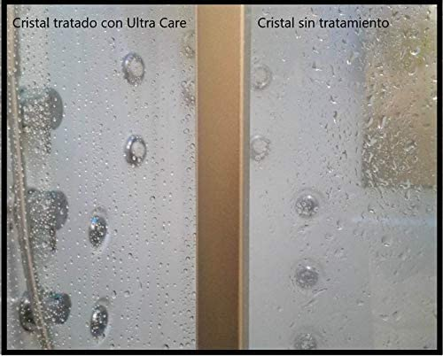 Limpiador protector antical para cristales mamparas y baños en spray de 750 ml | Ultra Care para mamparas: Amazon.es: Bricolaje y herramientas