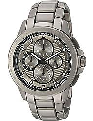 Michael Kors Mens Ryker Grey Watch MK8530