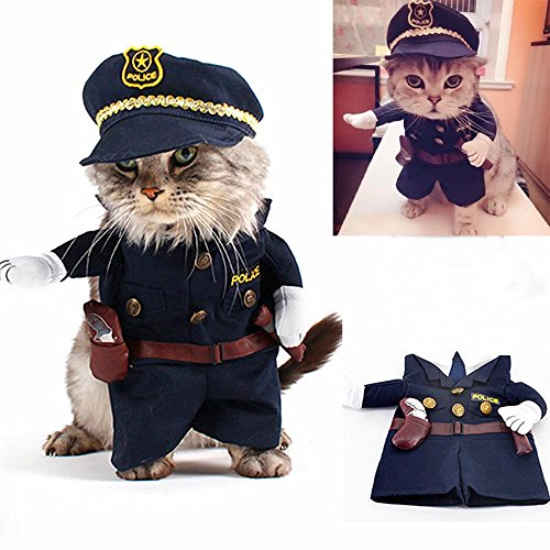 U Cho (Man Cat Costume)