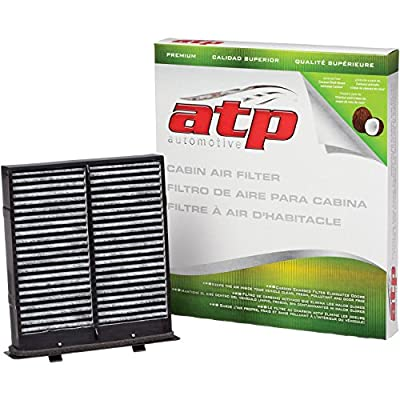 ATP RA-120  Carbon Activated Premium Cabin Air Filter: Automotive
