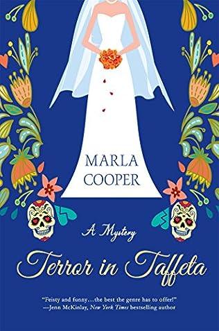 book cover of Terror in Taffeta