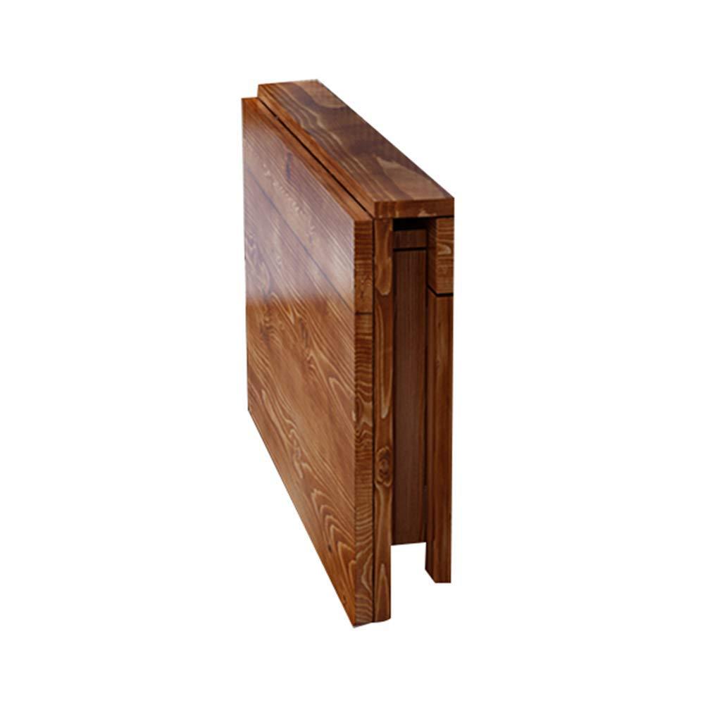 PENGFEI 折り畳みテーブルウォールマウント研究テーブル リビングルーム 単純な、 褐色、 13サイズ (サイズ さいず : 70x40CM) 70x40CM  B07MRG6JFD