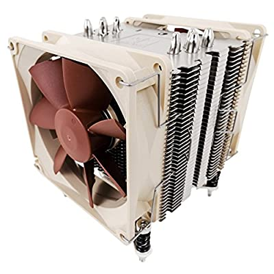Noctua i4 CPU Cooler for Intel Xeon CPU_ LGA2011, 1356 and 1366 Platforms NH-U9DXi4