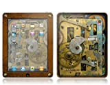 GelaSkins Protective Skin for the Apple iPad Steampunk with Access to Matching Digital Wallpaper Downloads