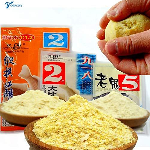 Toppory Herabuna Fishing Bait Recipe 1 Crucians Carp Bait Hera Taiwan Fishing Bait Hand Rod Fishing Fish Dough Bait Additives