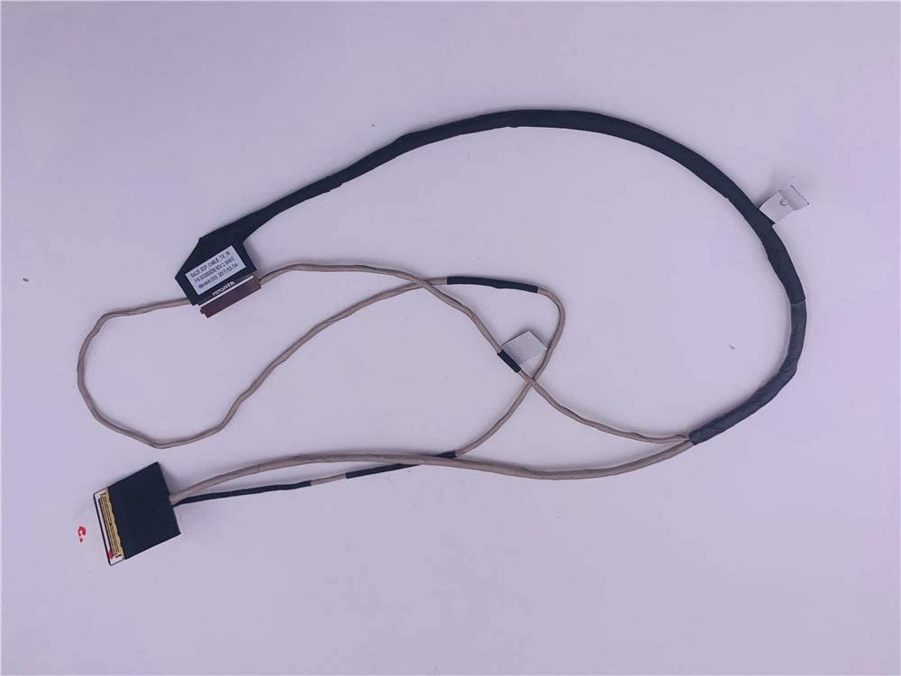 Fan Cooling ORIGINAL LCD LVDS Video Cable D8C2T 0D8C2T DC02002GZ00 40pin For Dell Inspiron 15 5000 5565 5567 BAL20 P66F