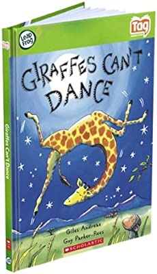 Amazoncom LeapFrog Tag Activity Storybook Giraffes Cant Dance