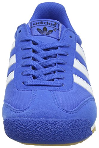 Fitness De Chaussures Adidas gum Dragon Bleu blue White footwear Mixte Adulte Og EqttHwPI