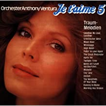Je T'Aime Traum 5 by Anthony Ventura