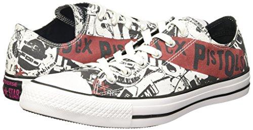 Ginnastica Chuck Star All Da adulto Sneakers White Scarpe Taylor C151195 Unisex Converse 4qw8615x