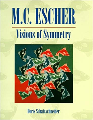 mc escher visions of symmetry new edition