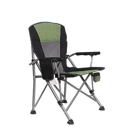 Avec Fauteuils pliants Pliable Portable Chaise Respirable 0mnyvN8wO