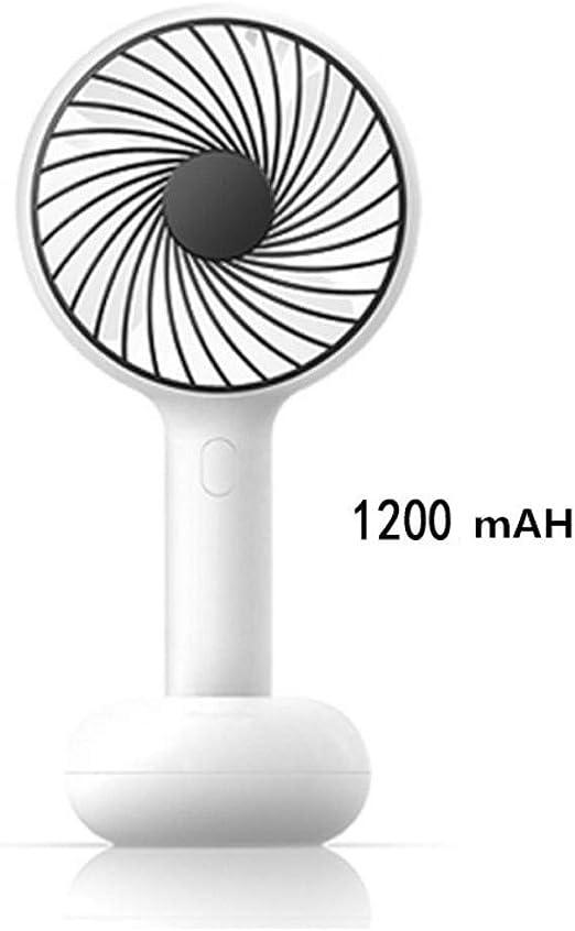 Portatil Mini Ventilador Ventilador De Carga USB Estudiante ...