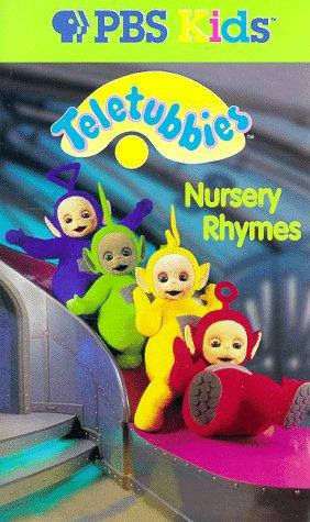 Teletubbies - Nursery Rhymes [VHS] by Pbs Home Video