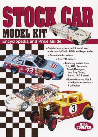 Stock Car Model Kit Encyclopedia and Price Guide