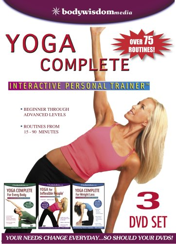 Yoga 3 Pack [Reino Unido] [DVD]: Amazon.es: Yoga Complete ...