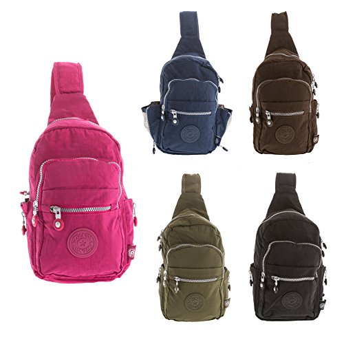 Coffee Lightweight Various Rucksack Style Rainproof Sizes Unisex Big 4 Backpack Backpack Handbag Shop Fabric in tw6zn4Uq