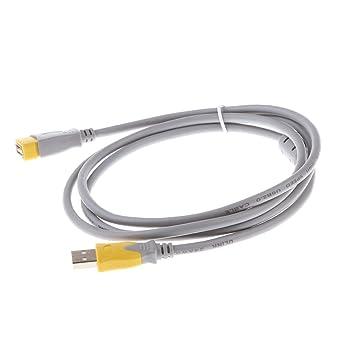 H HILABEE Varón del Cable De Datos De La Extensión del USB 2.0 Al ...