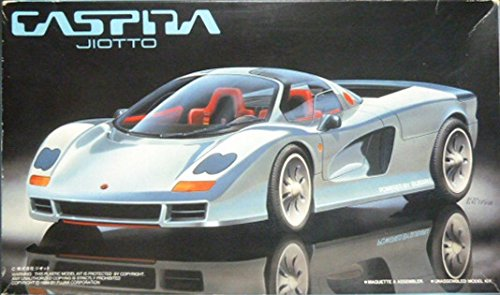 フジミ 1/24 スバル ジオット キャスピタの商品画像