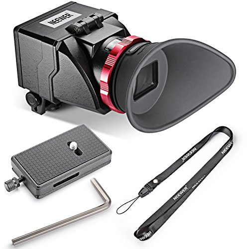 Neewer S6 3X Optical Magnification Foldable Viewfinder for C