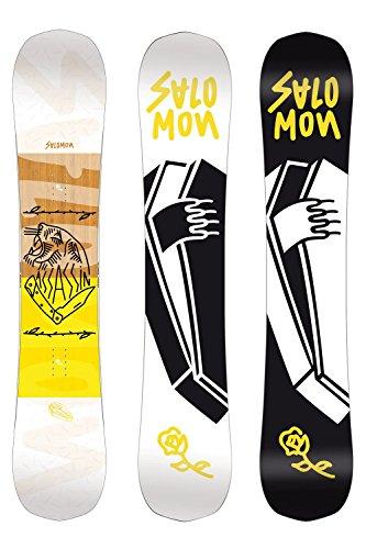 Salomon Snowboards Assassin Snowboard - Wide One Color, 160cm