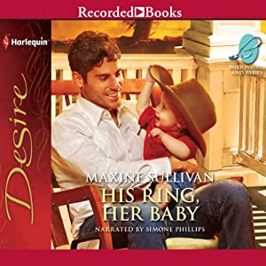 His Ring, Her Baby Audiobook