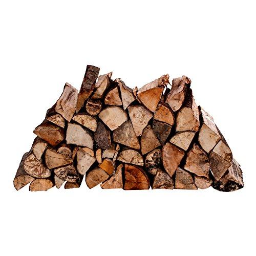 30 kg Kaminholz Brennholz Feuerholz Holz Buche ofenfertig trocken 25 cm Länge