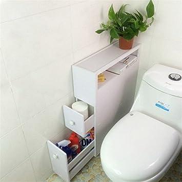 Amazon.de: miyare Japanische - Stil Badezimmer Aufbewahrung Schrank ...