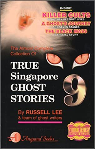 Amazon com: True Singapore Ghost Stories : Book 9