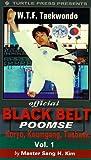 WTF Taekwondo Black Belt Poomse Vol. 1 [VHS]