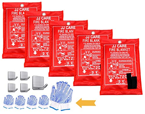 JJ Care Fire Blanket