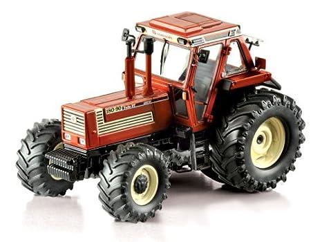 New Fiat 180-90 [ROS 30141·2], Tractor, 1:32 Die Cast: Amazon.es: Juguetes y juegos