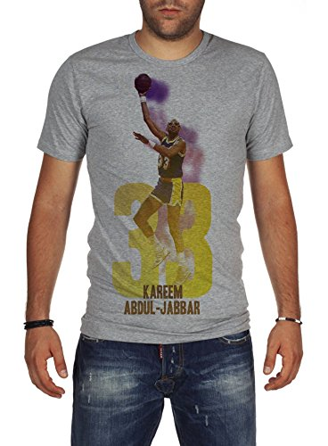Palalula Women's Basketball Los Angeles Lakers Kareem Abdul - Doctor J Tshirt