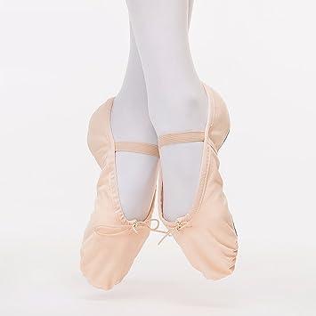 GTVERNH-Zapatillas de ballet yoga zapatos para niños zapatos ...