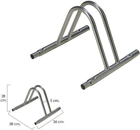Wolfpack 5411220 - Soporte Para Bici Suelo Individual Modular ...
