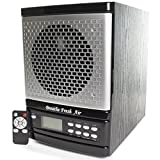 Breathe Fresh Air Purifier w/ UV, Ozone Power, Ionizer Odor Reducer, PCO Filtration Timer Premium
