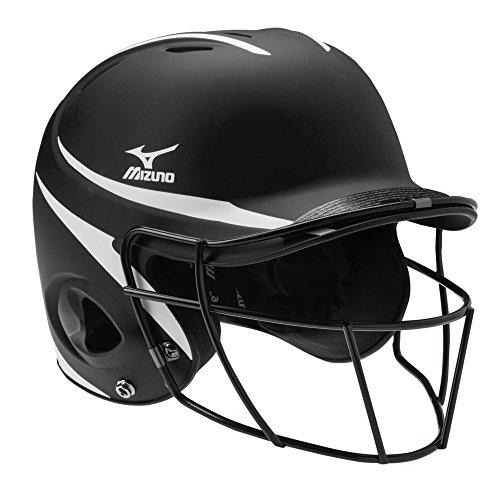 Mizuno Mvp Batting Helmet - 7