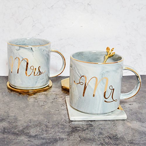 mr and mrs coffee gift sets - 4