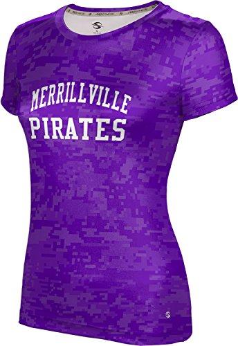 ProSphere Women's Merrillville High School Digital Shirt (Apparel) - Merrillville Shops Dress In Indiana