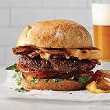 Omaha Steaks 12 - 4 oz. Omaha Steaks Burgers