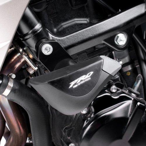 Puig 5687N Black Frame Slider Pro Honda CB1000R 08-17
