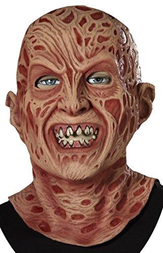 Forum Novelties Nightmare on Elm Street Super Deluxe Latex Freddy -